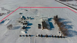 Photo 1: 565078 RR 183: Rural Lamont County Manufactured Home for sale : MLS®# E4229056