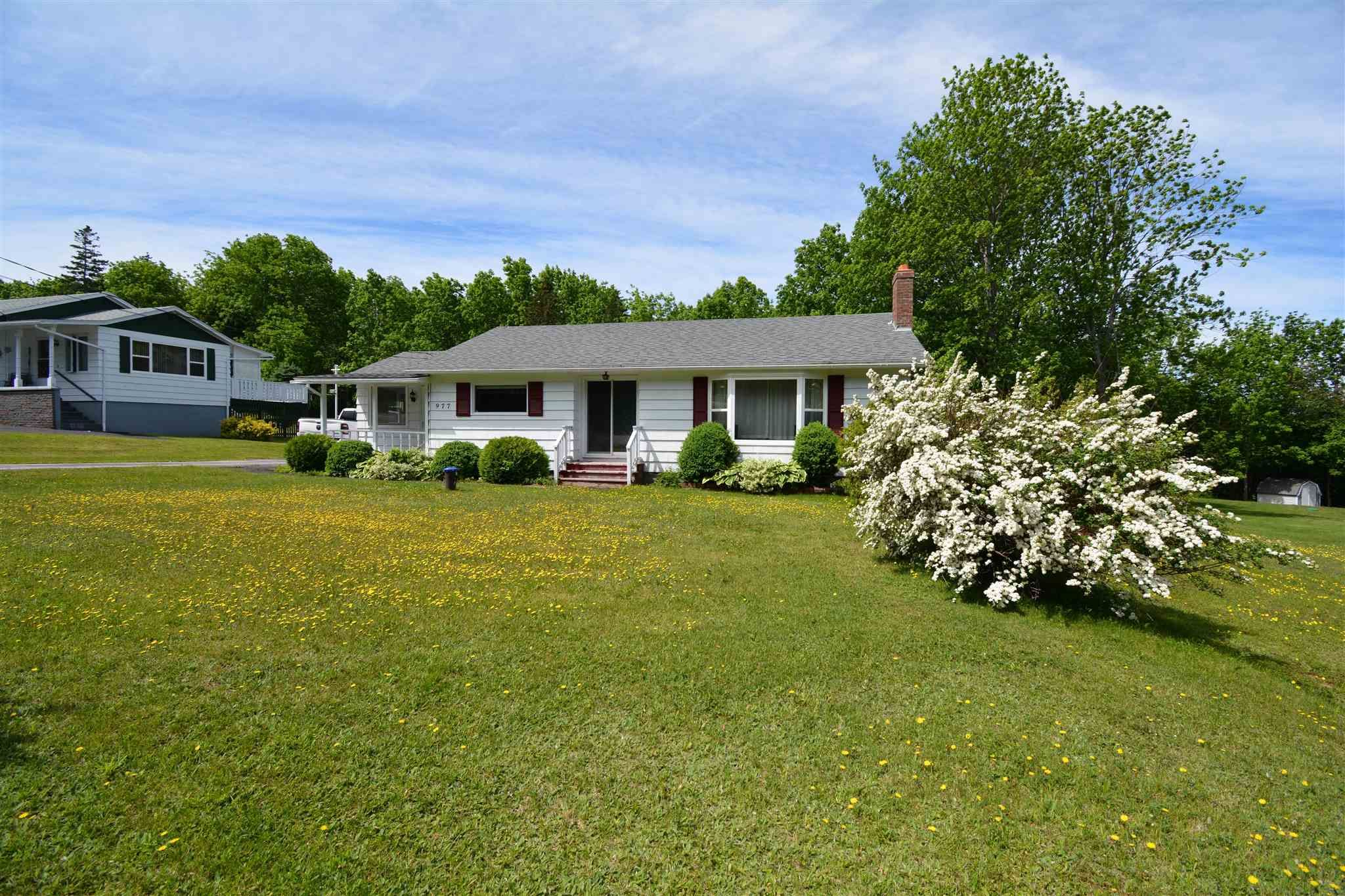 Main Photo: 977 PARKER MOUNTAIN Road in Parkers Cove: 400-Annapolis County Residential for sale (Annapolis Valley)  : MLS®# 202115234