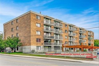 Photo 2: 110 521 57 Avenue SW in Calgary: Windsor Park Apartment for sale : MLS®# A1115847