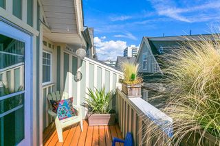 """Photo 13: 1630 E GEORGIA Street in Vancouver: Hastings Townhouse for sale in """"WOODSHIRE"""" (Vancouver East)  : MLS®# R2273211"""