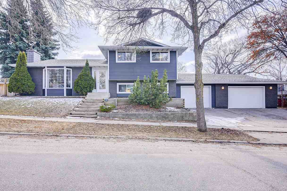 Main Photo: 15 Banting Place: St. Albert House for sale : MLS®# E4235949