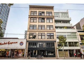 """Main Photo: 506 53 W HASTINGS Street in Vancouver: Downtown VW Condo for sale in """"Paris Block"""" (Vancouver West)  : MLS®# V1123580"""