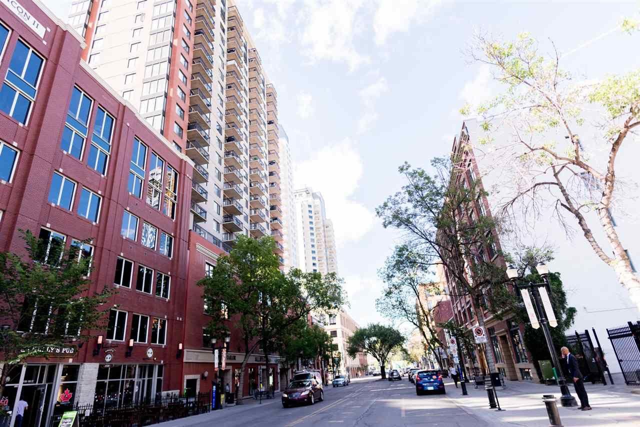 Main Photo: 2801 10152 104 Street in Edmonton: Zone 12 Condo for sale : MLS®# E4262559