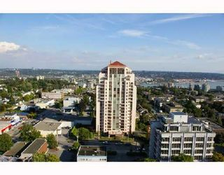 "Photo 9: 1906 615 BELMONT Street in New_Westminster: Uptown NW Condo for sale in ""Belmont Tower"" (New Westminster)  : MLS®# V665073"
