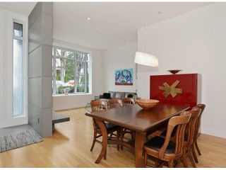 "Photo 6: 2048 WHYTE Avenue in Vancouver: Kitsilano 1/2 Duplex for sale in ""Kits Point"" (Vancouver West)  : MLS®# V1055098"