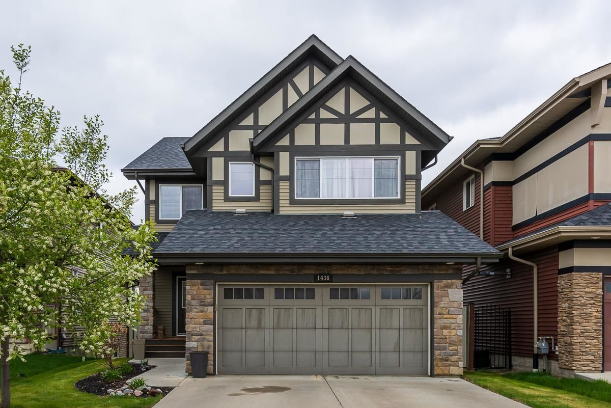 Main Photo: 1436 CHAHLEY Place in Edmonton: Zone 20 House for sale : MLS®# E4245265