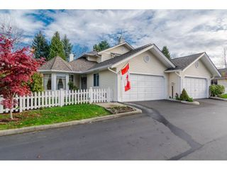 """Photo 1: 72 21138 88 Avenue in Langley: Walnut Grove Townhouse for sale in """"Spencer Green"""" : MLS®# R2122624"""