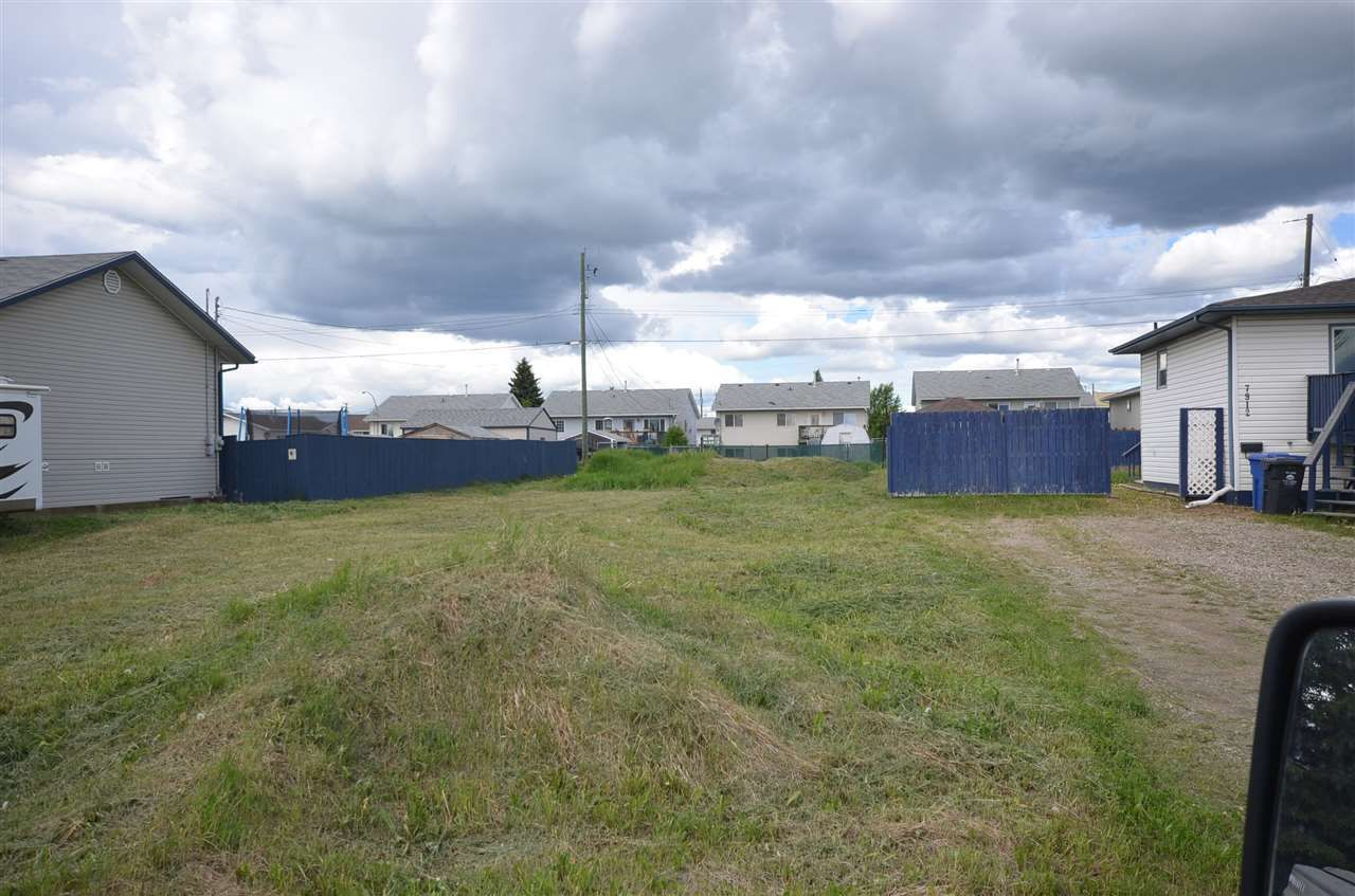 Main Photo: 7916 98 Avenue in Fort St. John: Fort St. John - City SE Land for sale (Fort St. John (Zone 60))  : MLS®# R2379694