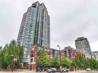 "Photo 2: 2305 289 DRAKE Street in Vancouver: Yaletown Condo for sale in ""Parkview Tower"" (Vancouver West)  : MLS®# R2474157"