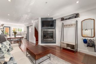"""Photo 3: 1630 E GEORGIA Street in Vancouver: Hastings Townhouse for sale in """"WOODSHIRE"""" (Vancouver East)  : MLS®# R2587031"""