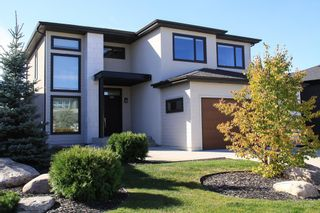 Photo 1: 259 Bonaventure Drive in Winnipeg: Bonavista Residential for sale (2J)  : MLS®# 202117321