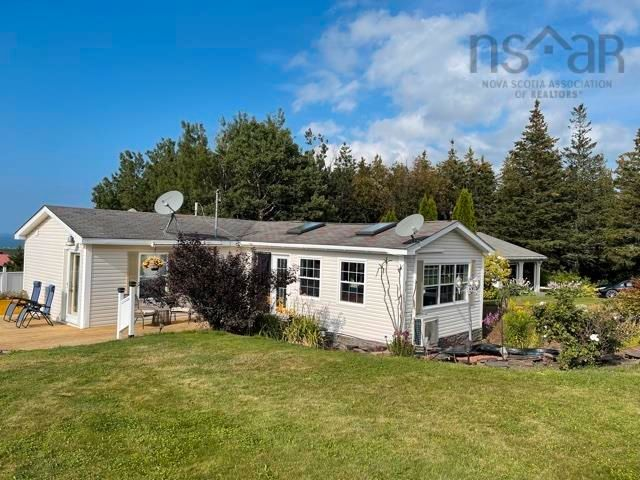 Main Photo: 1039 MacGillivray Lane in Ardness: 108-Rural Pictou County Residential for sale (Northern Region)  : MLS®# 202121472