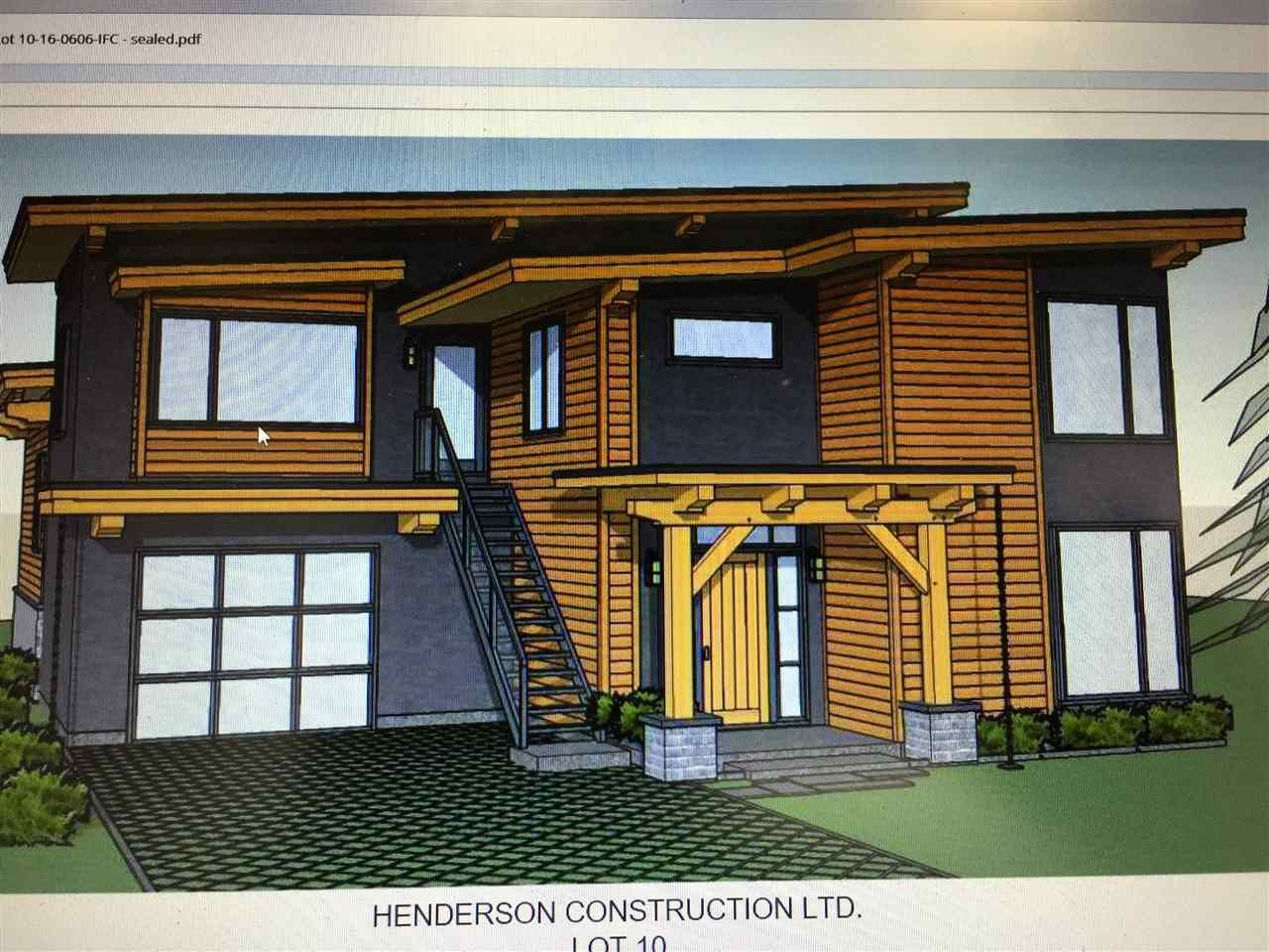 """Main Photo: 3332 MAMQUAM Road in Squamish: University Highlands House for sale in """"University Heights"""" : MLS®# R2138470"""