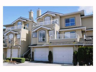 "Photo 1: 1108 O'FLAHERTY Gate in Port Coquitlam: Citadel PQ Townhouse for sale in ""THE SUMMIT"" : MLS®# V819160"