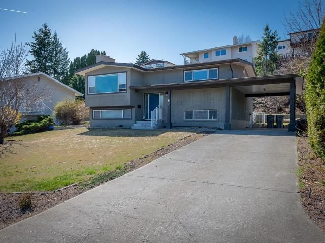 Main Photo: 167 SILVERTHRONE Crescent in Kamloops: Sahali House for sale : MLS®# 161663