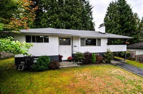 Main Photo: 1028 Moray Street in Coquitlam: Chineside Home for sale : MLS®# R2002152