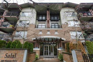 """Main Photo: 107 200 KLAHANIE Drive in Port Moody: Port Moody Centre Condo for sale in """"SALAL"""" : MLS®# R2559621"""