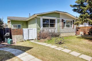 Main Photo: 532 Queensland Place SE in Calgary: Queensland Semi Detached for sale : MLS®# A1098047