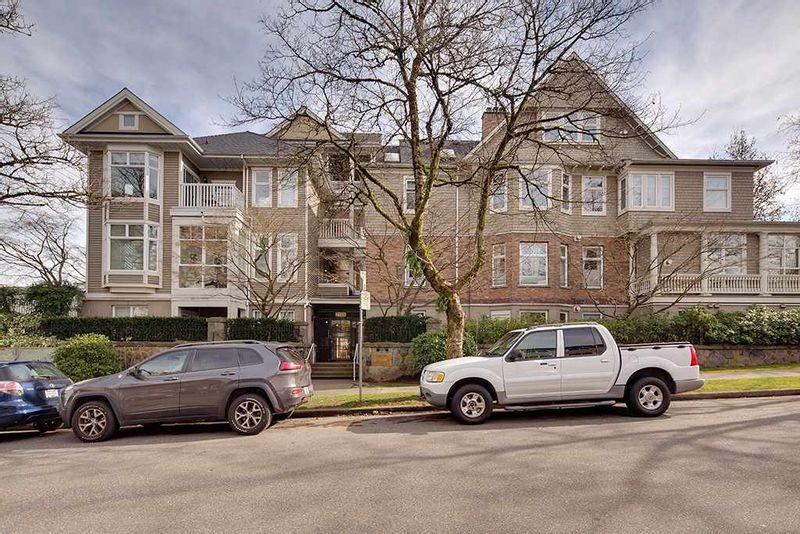 FEATURED LISTING: 110 - 2588 ALDER Street Vancouver