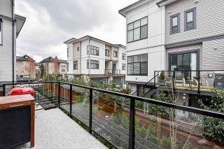 """Photo 26: 128 7947 209 Street in Langley: Willoughby Heights Townhouse for sale in """"Luxia"""" : MLS®# R2557223"""