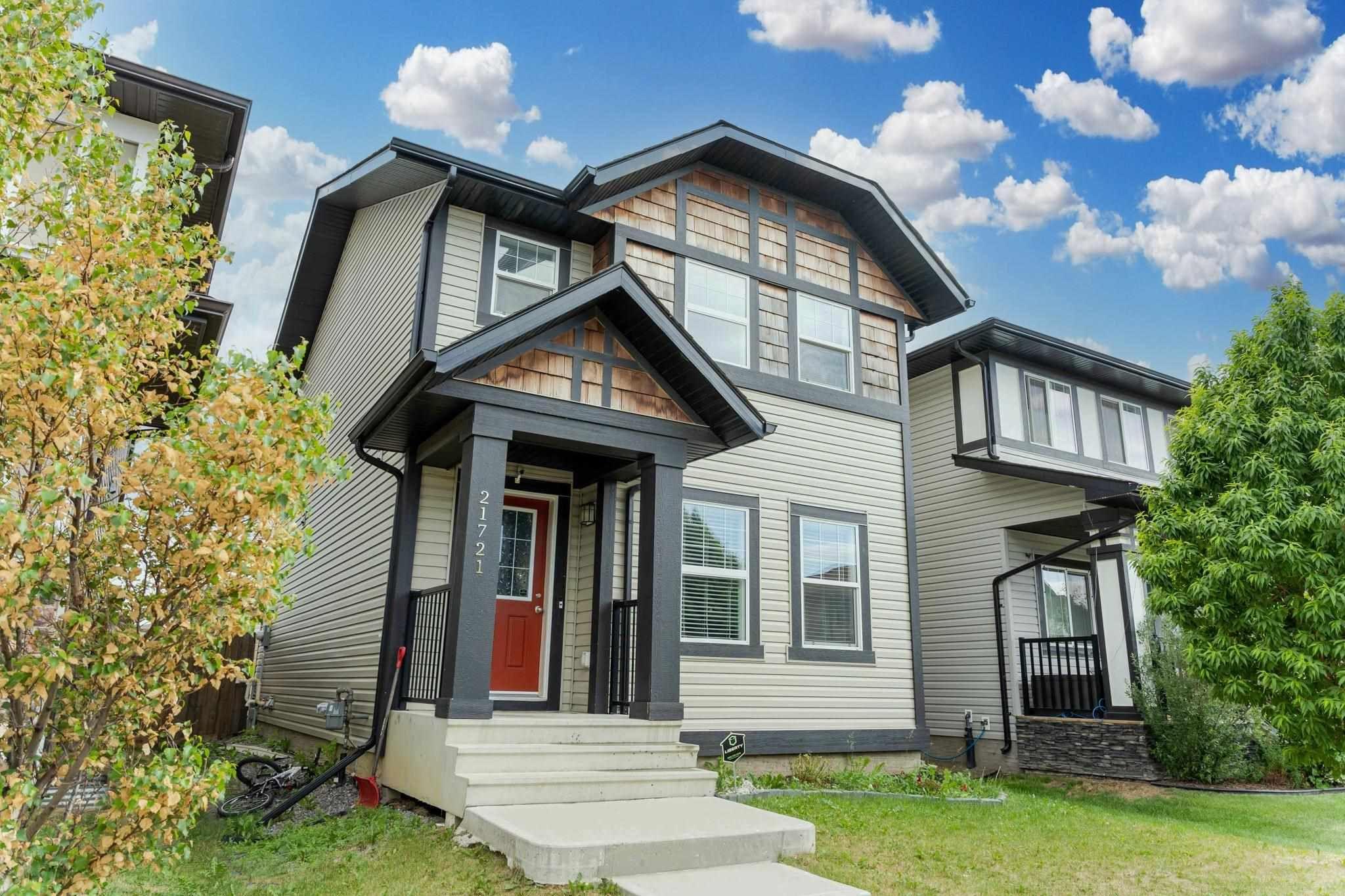 Main Photo: 21721 99A Avenue in Edmonton: Zone 58 House for sale : MLS®# E4255629