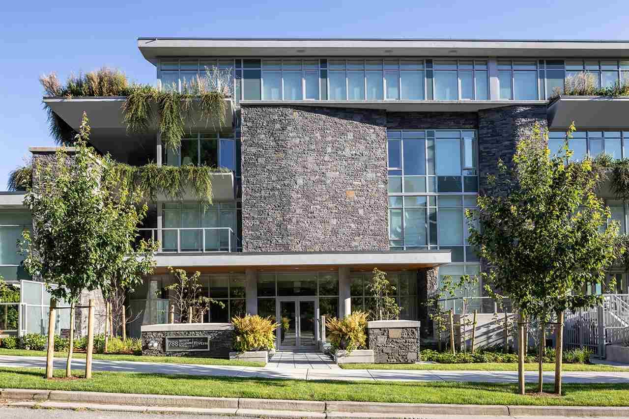 """Main Photo: 305 788 ARTHUR ERICKSON Place in West Vancouver: Park Royal Condo for sale in """"Evelyn by Onni"""" : MLS®# R2475464"""