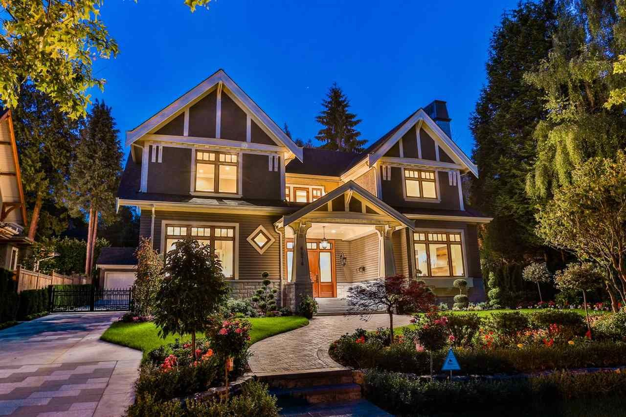 Photo 1: Photos: 6076 ANGUS Drive in Vancouver: South Granville House for sale (Vancouver West)  : MLS®# R2376147