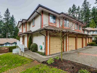"""Photo 2: 19 103 PARKSIDE Drive in Port Moody: Heritage Mountain Townhouse for sale in """"TREETOPS"""" : MLS®# R2016769"""