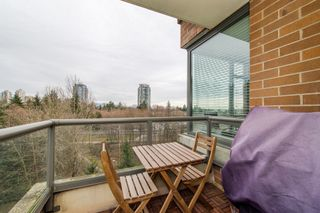 "Photo 12: 801 6837 STATION HILL Drive in Burnaby: South Slope Condo for sale in ""Claridges"" (Burnaby South)  : MLS®# R2239068"