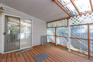 Photo 19: 6 7583 Central Saanich Rd in Central Saanich: CS Hawthorne Manufactured Home for sale : MLS®# 770137