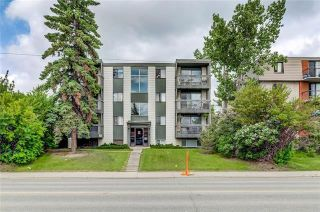 Photo 1: 401 2734 17 Avenue SW in Calgary: Shaganappi Apartment for sale : MLS®# C4302840