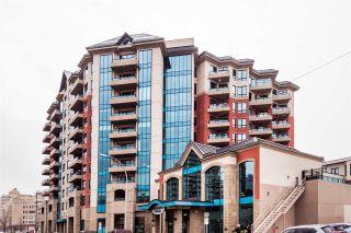 Photo 1: 406 10142 111 Street in Edmonton: Zone 12 Condo for sale : MLS®# E4236469