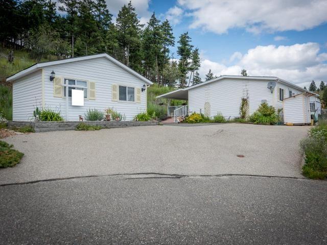 Main Photo: 122 1555 HOWE ROAD in Kamloops: Aberdeen Manufactured Home/Prefab for sale : MLS®# 157220