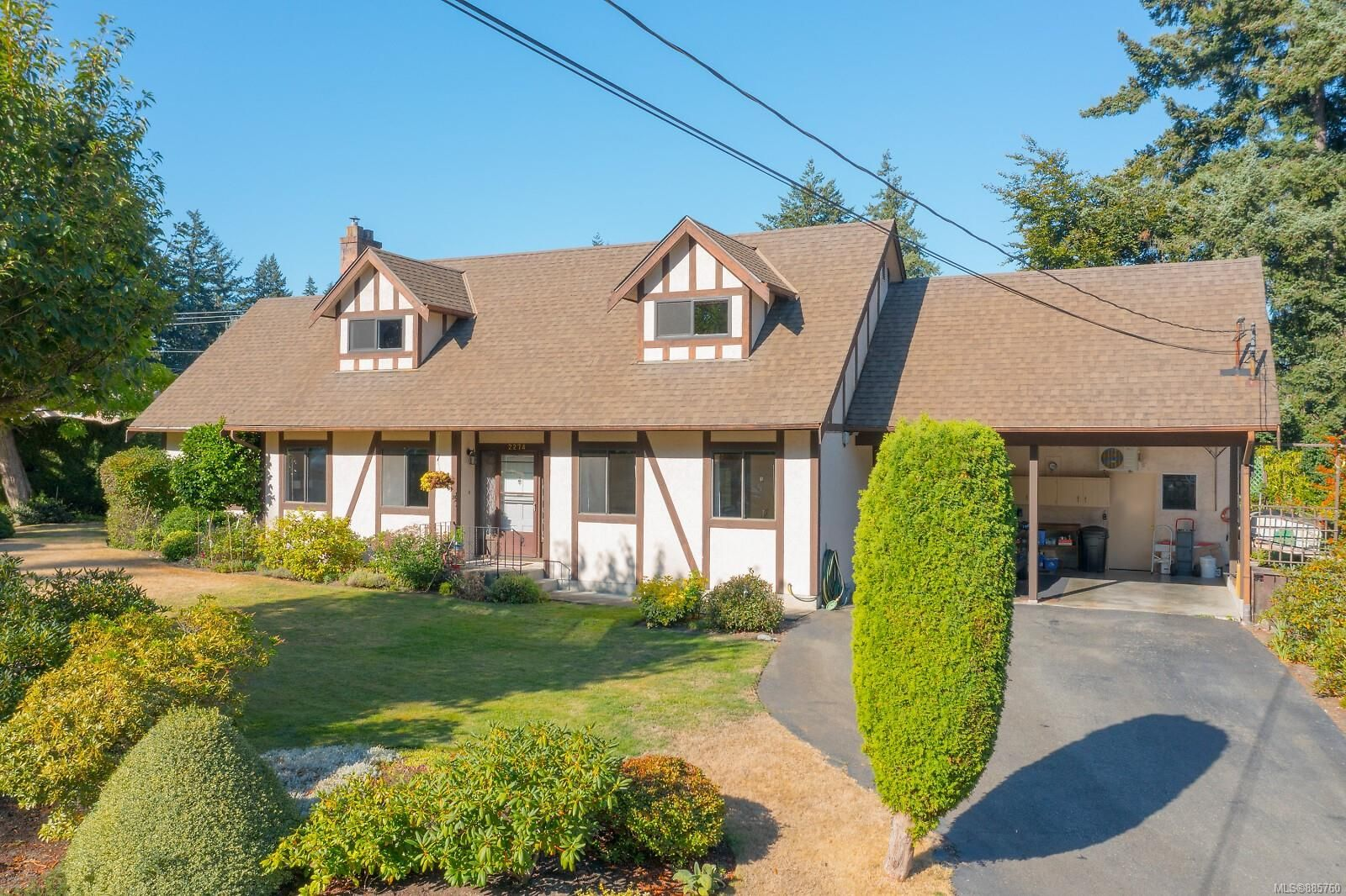 Main Photo: 2274 Alicia Pl in : Co Colwood Lake House for sale (Colwood)  : MLS®# 885760