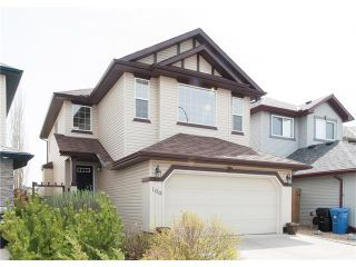 Photo 1: 160 CRANWELL Crescent SE in Calgary: Cranston House for sale : MLS®# C4116607