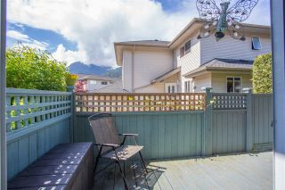 Photo 20: 28 41449 GOVERNMENT Road in Squamish: Brackendale Townhouse for sale : MLS®# R2061770
