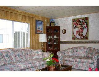 Photo 3: 56 45111 WOLFE Road in Chilliwack: Chilliwack  W Young-Well Manufactured Home for sale : MLS®# H2701101