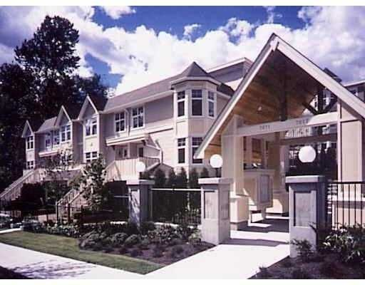 """Main Photo: 106 7038 21ST Avenue in Burnaby: Middlegate BS Townhouse for sale in """"THE ASHBURY"""" (Burnaby South)  : MLS®# V631772"""
