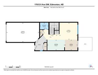 Photo 2: 17612 8 Avenue in Edmonton: Zone 56 House Half Duplex for sale : MLS®# E4261664