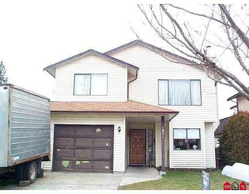 Main Photo: 15017 98A AVENUE in : Guildford House for sale : MLS®# F2002925