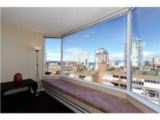 """Photo 3: 1004 1330 HORNBY Street in Vancouver: Downtown VW Condo for sale in """"HORNBY COURT"""" (Vancouver West)  : MLS®# V886138"""