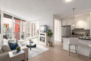 Photo 3: 2907 1189 MELVILLE Street in VANCOUVER: Condo for sale
