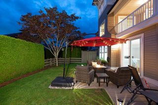 """Photo 34: 31 19452 FRASER Way in Pitt Meadows: South Meadows Townhouse for sale in """"SHORELINE"""" : MLS®# R2602857"""