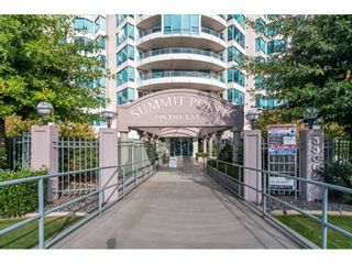 """Photo 3: 1105 33065 MILL LAKE Road in Abbotsford: Central Abbotsford Condo for sale in """"Summit Point"""" : MLS®# R2505069"""