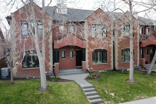 Photo 1: 403 3511 14A Street SW in Calgary: Altadore Row/Townhouse for sale : MLS®# A1104050