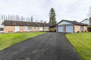Photo 1: 7507 185 Street in Surrey: Clayton House for sale (Cloverdale)  : MLS®# R2528289