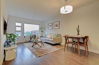 "Photo 3: 415 1677 LLOYD Avenue in North Vancouver: Pemberton NV Condo for sale in ""District Crossing"" : MLS®# R2282437"