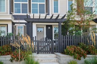 """Photo 2: 44 8371 202B Street in Langley: Willoughby Heights Townhouse for sale in """"Kensington Lofts"""" : MLS®# R2606298"""