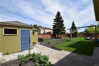 Photo 19: 95 Ambassador Row in Winnipeg: Parkway Village Residential for sale (4F)  : MLS®# 1812383