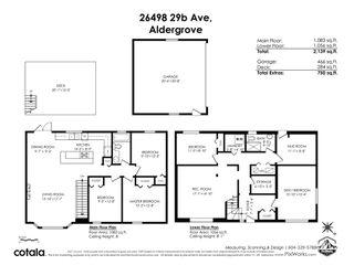 "Photo 40: 26498 29B Avenue in Langley: Aldergrove Langley House for sale in ""Aldergrove"" : MLS®# R2564240"
